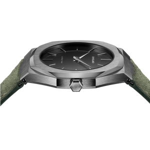 Ultra Thin Suede Leather 40 MM - Fante