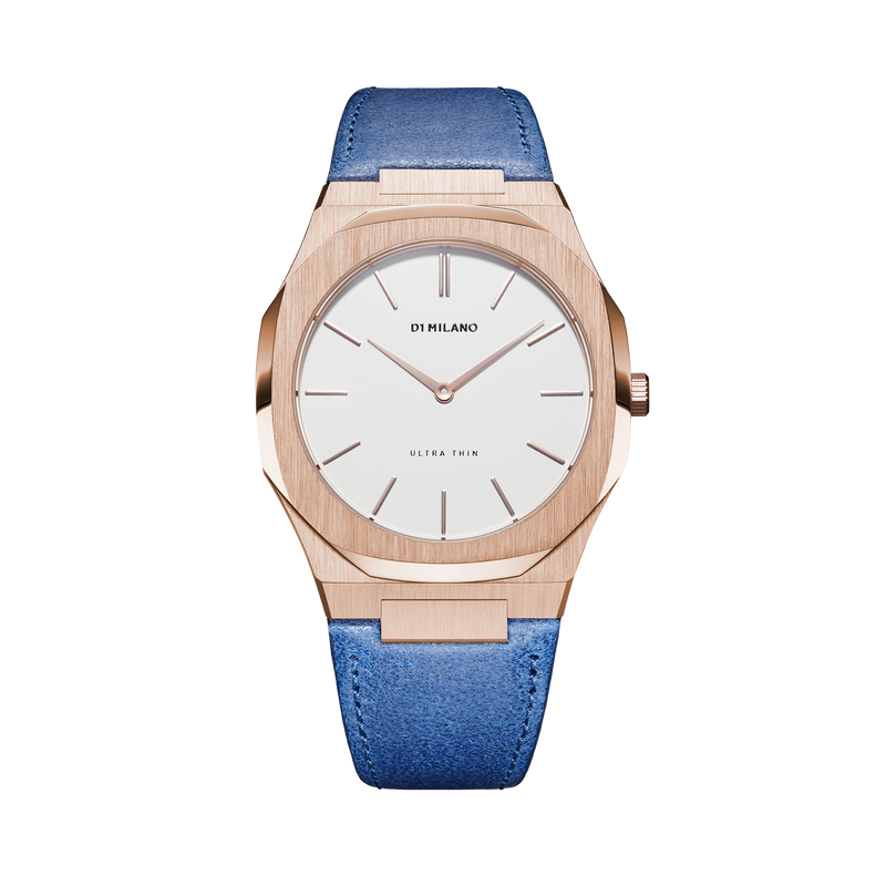Ultra Thin Leather 38 mm - Ischia
