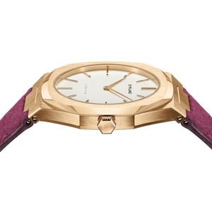 Ultra Thin Suede Leather 38 MM - Vigna FW19