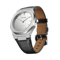 Ultra Thin Leather 34 mm - Mirror