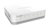 D-Link 5‑Port Gigabit Easy Desktop Switch GO‑SW‑5G