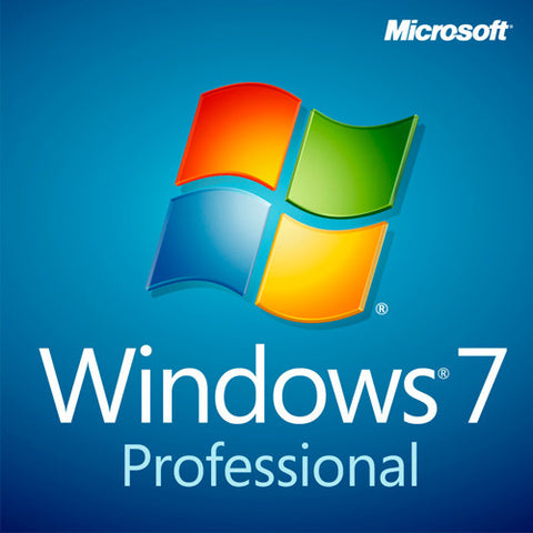 Microsoft Windows 7 Professional (OEM) (DIGITAL KEY)