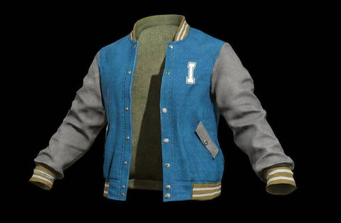Intel® Jacket for PLAYERUNKNOWN'S BATTLEGROUNDS