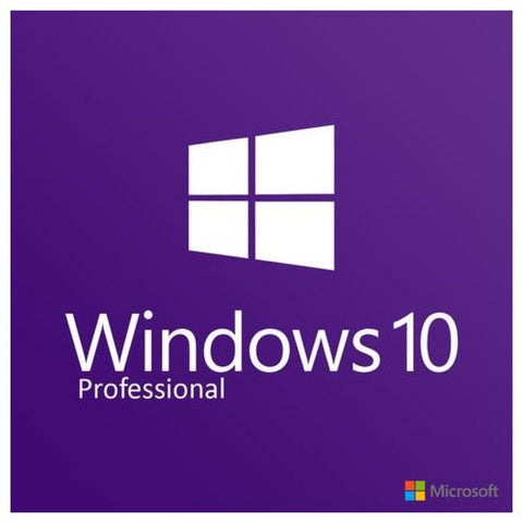 Microsoft Windows 10 Professional OEM (DIGITAL KEY)