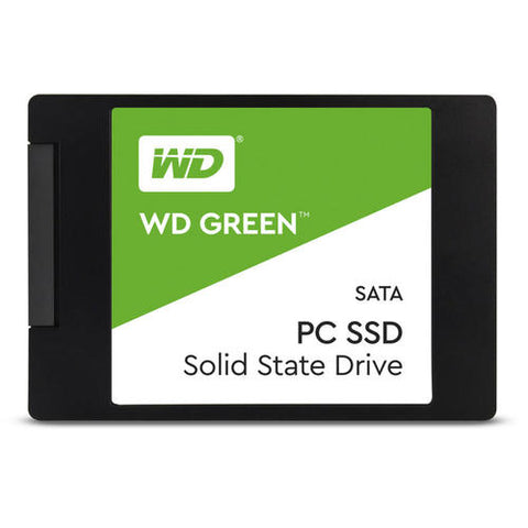 SSD WESTERN DIGITAL WDS240G1G0A 240GB GREEN 2.5""