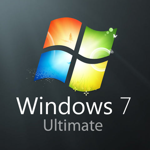 Microsoft Windows 7 Ultimate (OEM) KEY (DIGITAL KEY)