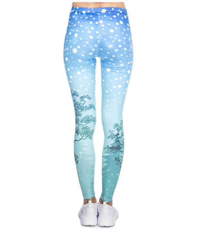 Auro Winter Leggings - Free Size