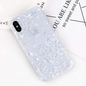 Sea Shell Pattern Iphone Case