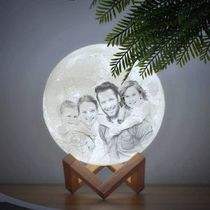 CUSTOMIZED MOON LAMP