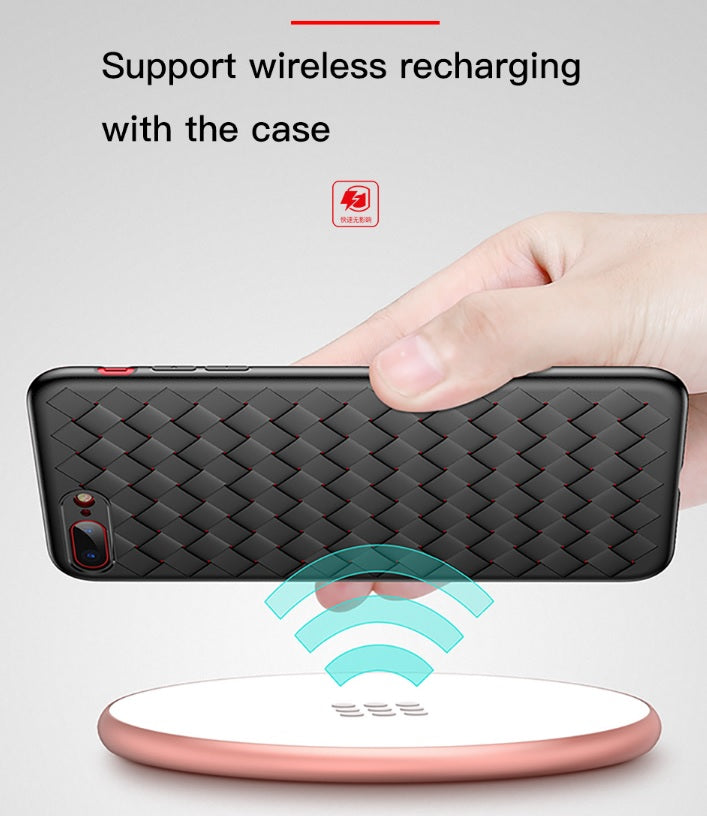 Luxury Soft Silicone IPhone Case