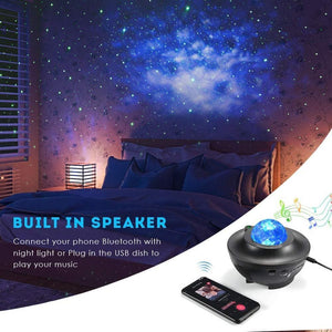 Galaxy Night Lamp