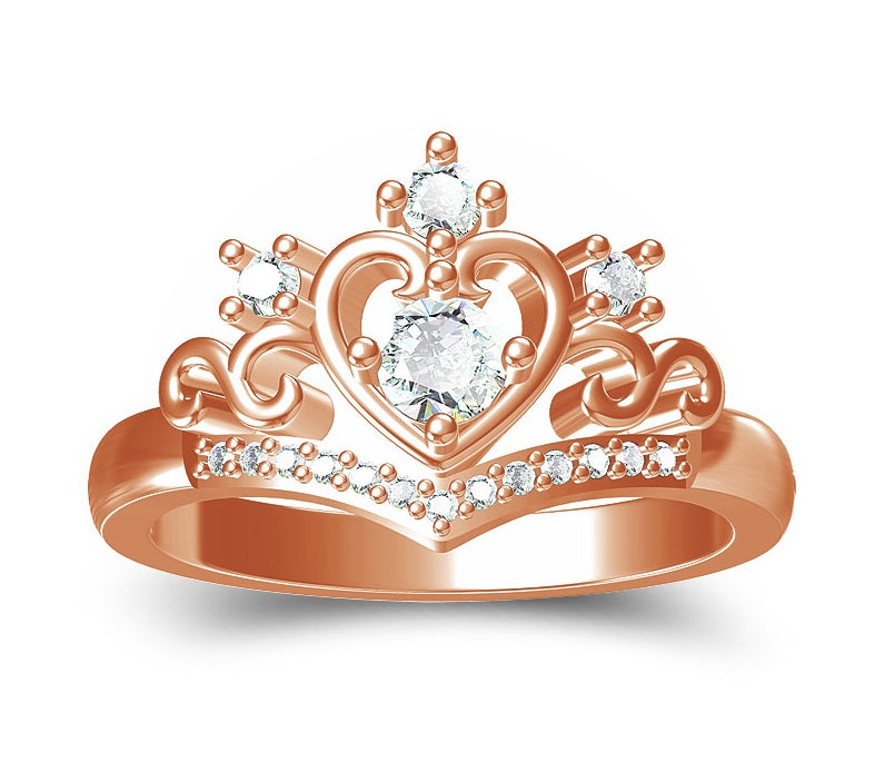 Cindrella Queen Ring