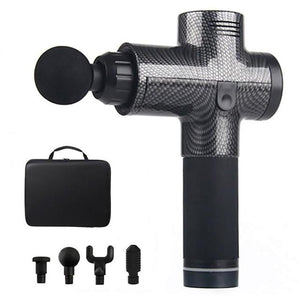 4 In One, Relieving Pain, Body Deep Muscle Massage Gun