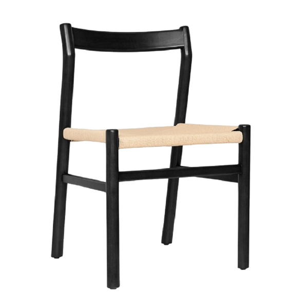 Amber - Red Oak Furniture - Wooden Dining Chair