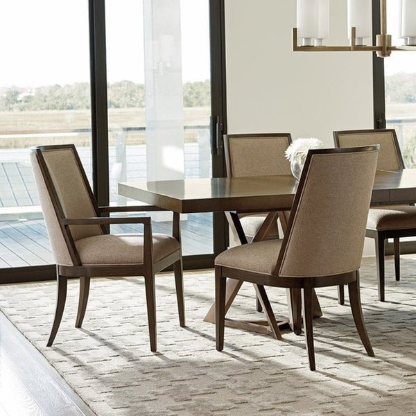 Cortina - Red Oak Furniture - Wooden Dining Chair