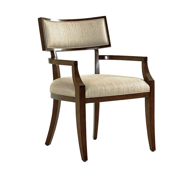 Elegante - Red Oak Furniture - Classic Teak Chair