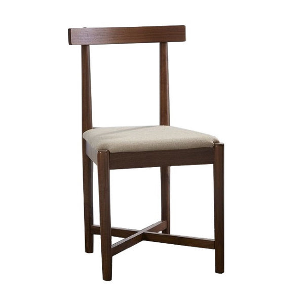 Hamilton - Red Oak Furniture - Minimalist Teak Chair