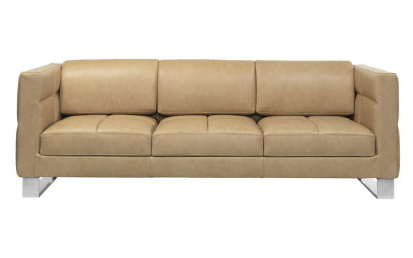 Merlin - Red Oak Furniture - Leather Sofa