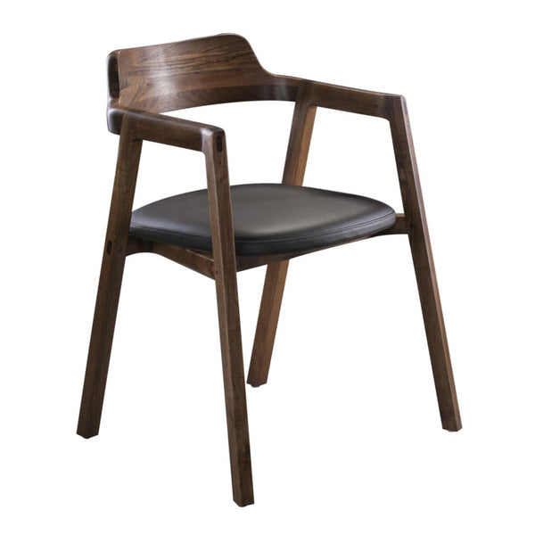 Mills - Red Oak Furniture - Teak Wood Chair