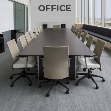 office executive ergonomic chairs workstation lounge common area casual seating