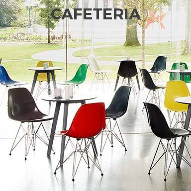 cafe chairs bulk commercial plastic metal imported