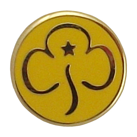 Brownie Promise Metal Badge