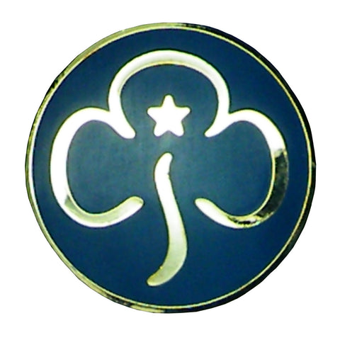 Guide Promise Metal Badge