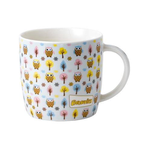 Brownies Owl Mug
