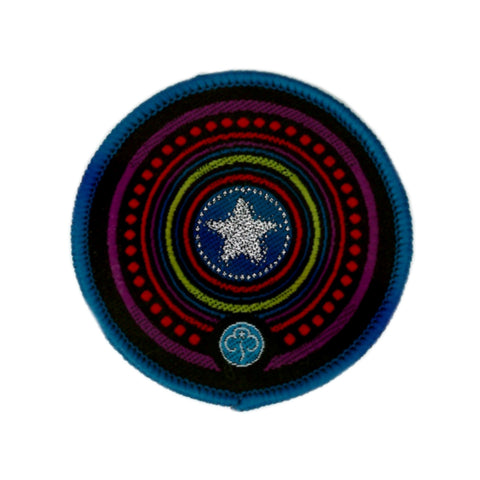 Guide Welcome Woven Badge