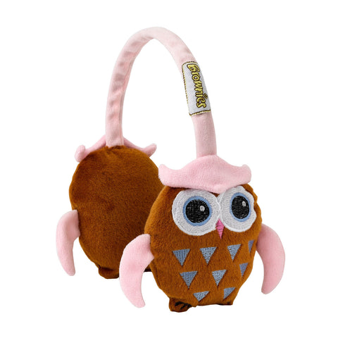 Brownie Owl Earmuffs
