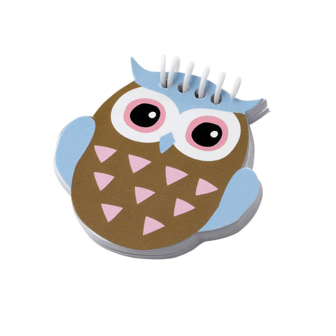 Brownies Owl Memo Pad