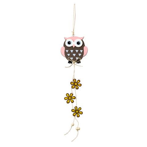 Brownies Hanging Owl Decoration