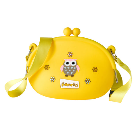 Brownie Owl Silicone Bag