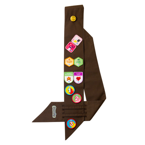 Brownie Badge Sash