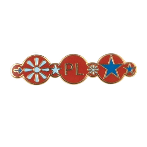Patrol Leader Metal Badge