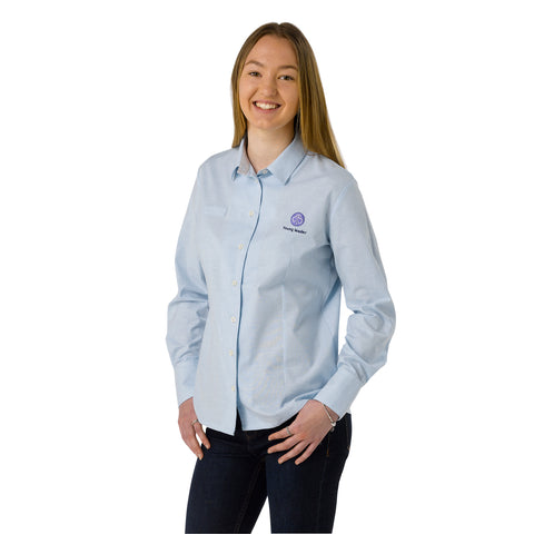 Young Leader Long-Sleeve Blouse