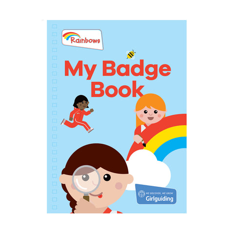 Rainbows - My Badge Book