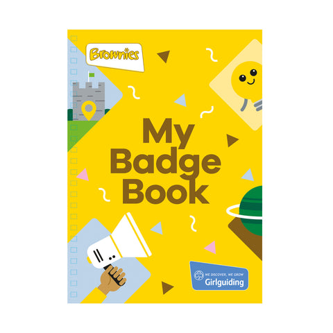 Brownies - My Badge Book