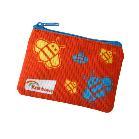 Rainbows Bee Purse