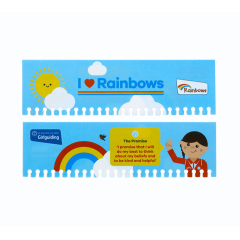 Rainbows Page Marker