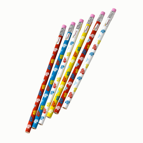 Rainbows Pencils (6 Pack)