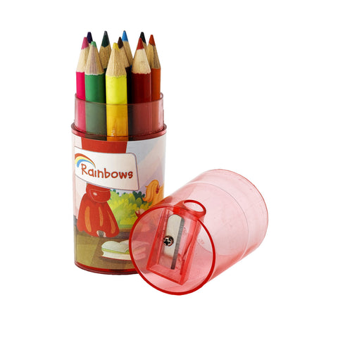 Rainbow Colouring Pencils (12pk)