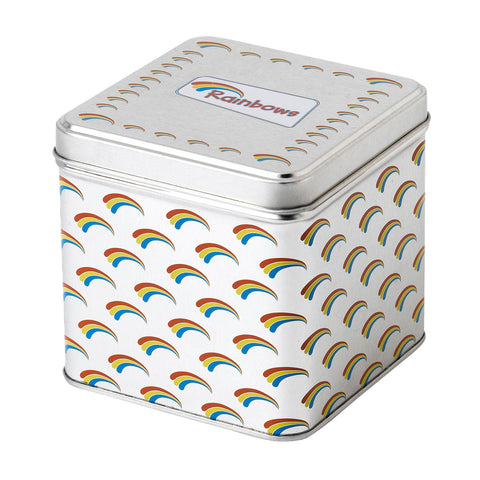 Rainbows Tin