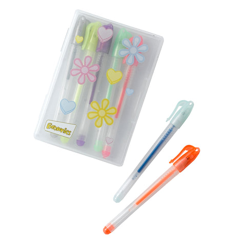Brownies Gel Pens (7pack)