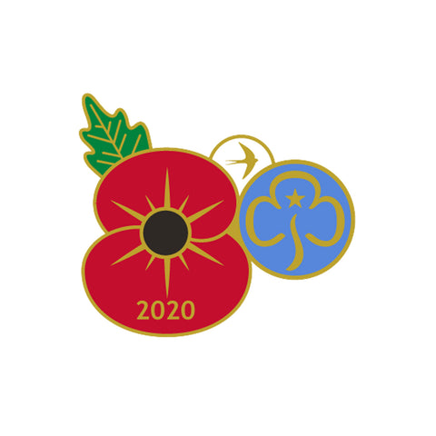 Remembrance Poppy 2020 Badges