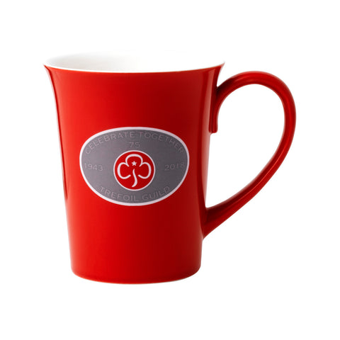 Trefoil Guild 75th Mug