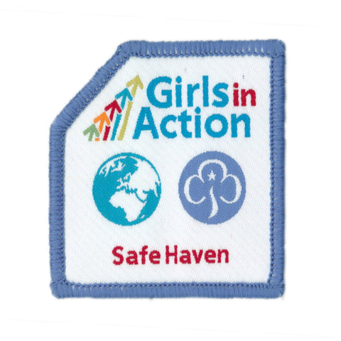 Girls In Action Safe Haven (10pk)