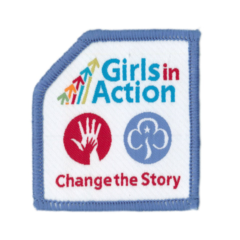 Girls In Action Change the Story (10pk)