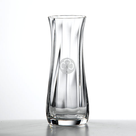 Dartington Crystal Bluebell Vase