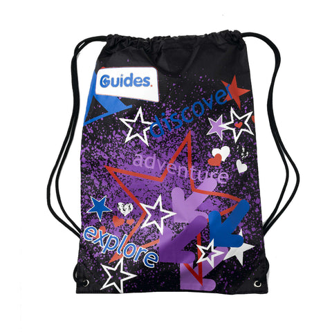 Guide Graffiti Sling Bag